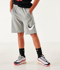 Boys' Nike Sportswear Core Jersey Shorts