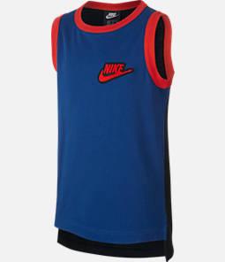 Boys' Nike Sportswear Hoopfly Tank