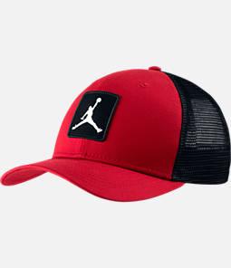 Unisex Jordan Classic 99 Jumpman Trucker Snapback Hat