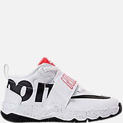 Boys' Preschool Nike Team Hustle D8 Basketball Shoes