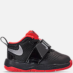 Boys' Toddler Nike Team Hustle D8 JDI Basketball Shoes