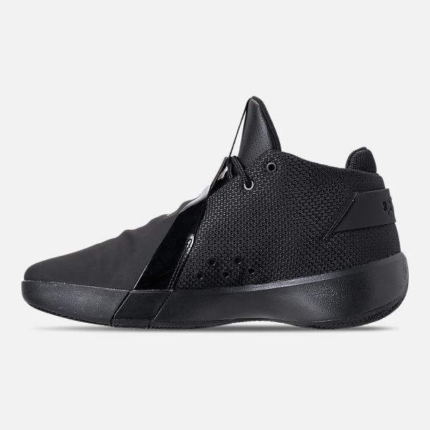 Left view of Men's Air Jordan Ultra Fly 3 TB Basketball Shoes