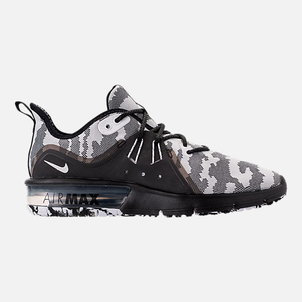 76a51c4f0159 Right view of Men s Nike Air Max Sequent 3 Premium Camo Casual Shoes