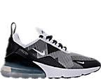 Black/White/Cool Grey/Metallic Silver