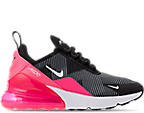 Black/White/Racer Pink/Cool Grey