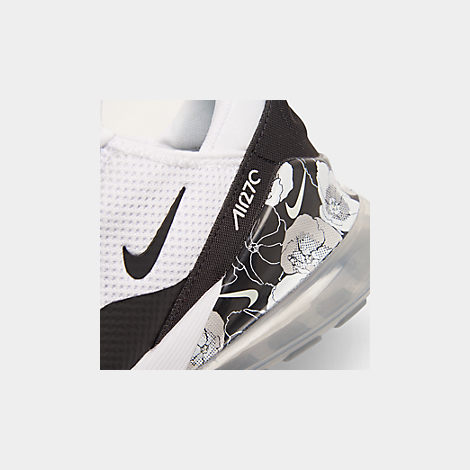 Details about Nike Air Max 270 SE Floral Casual Shoes AR0499 100 WhiteBlack Women's Size 9.5