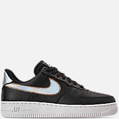 Women's Nike Air Force 1 '07 Metallic Casual Shoes