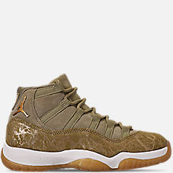Women's Air Jordan Retro 11 Low Basketball Shoes