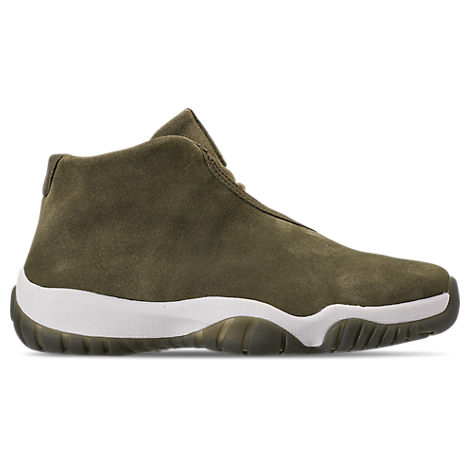 WOMEN'S AIR JORDAN FUTURE CASUAL SHOES, GREEN