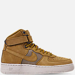 Boys' Big Kids' Nike Air Force 1 High Premium Casual Shoes