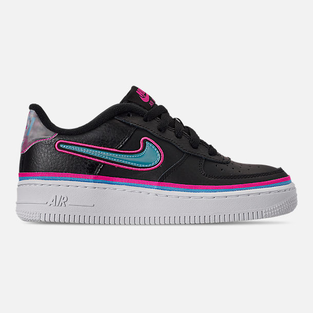 b372ee8720 Boys' Big Kids' Nike Air Force 1 '07 LV8 Sport Casual Shoes| Finish Line