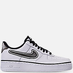 Boys' Grade School Nike Air Force 1 '07 LV8 Sport Casual Shoes