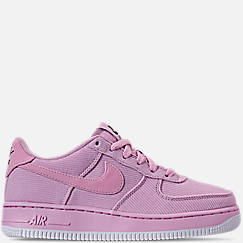 Girls' Big Kids' Nike Air Force 1 '07 LV8 Style Casual Shoes