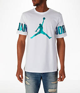 Men's Air Jordan 11 Emerald Low T-Shirt