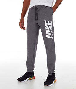 Men's Nike Logo Fleece Jogger Pants