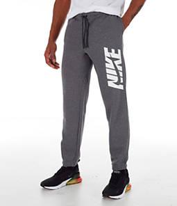 Men's Nike Logo Fleece Jogger Pants