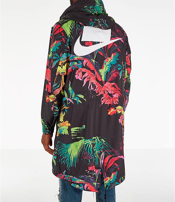 9ac36c4b1d Men's Nike Sportswear Printed Parka