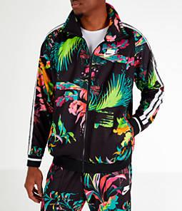 Men's Nike Sportswear Floral Track Jacket