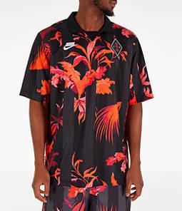 Men's Nike Sportswear Floral Soccer T-Shirt