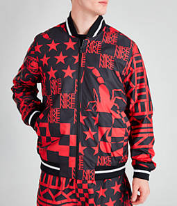 Men's Nike Sportswear Allover Print Jacket