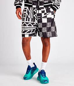 Men's Nike Sportswear Allover Print Shorts