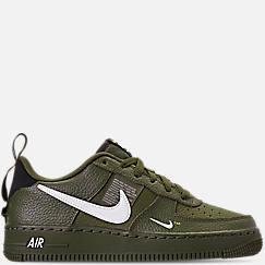 Boys' Big Kids' Nike Air Force 1 '07 LV8 Utility Casual Shoes
