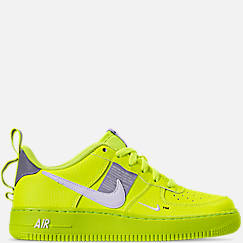 Boys' Big Kids' Nike Air Force 1 '07 LV8 Utility Casual Shoes