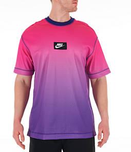Men's Nike Sportswear Gradient Mesh T-Shirt
