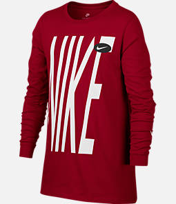 Boys' Nike HBR Long-Sleeve T-Shirt