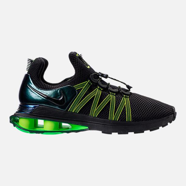 d2e16ea9b25378 Nike Shox Gravity Grey Black Pants Shoes Kixley Mariah Racer Shoe ...