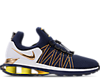 Midnight Navy/Metallic Gold