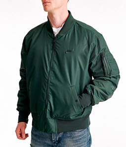 watch d355f 3cf97 Men s Nike Sportswear Reversible Bomber Jacket