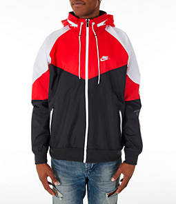 fb612512849c Men s Nike Sportswear Windrunner Hooded Jacket