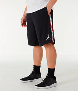 Men's Jordan HBR Fleece Basketball Shorts