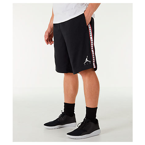 nike fleece basketball shorts