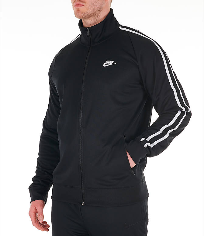 Nike Sportswear N98 Men's Full-Zip Warm-Up Jacket