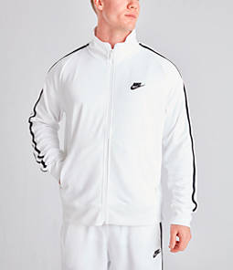 Men's Nike Sportswear N98 Full-Zip Warm-Up Jacket