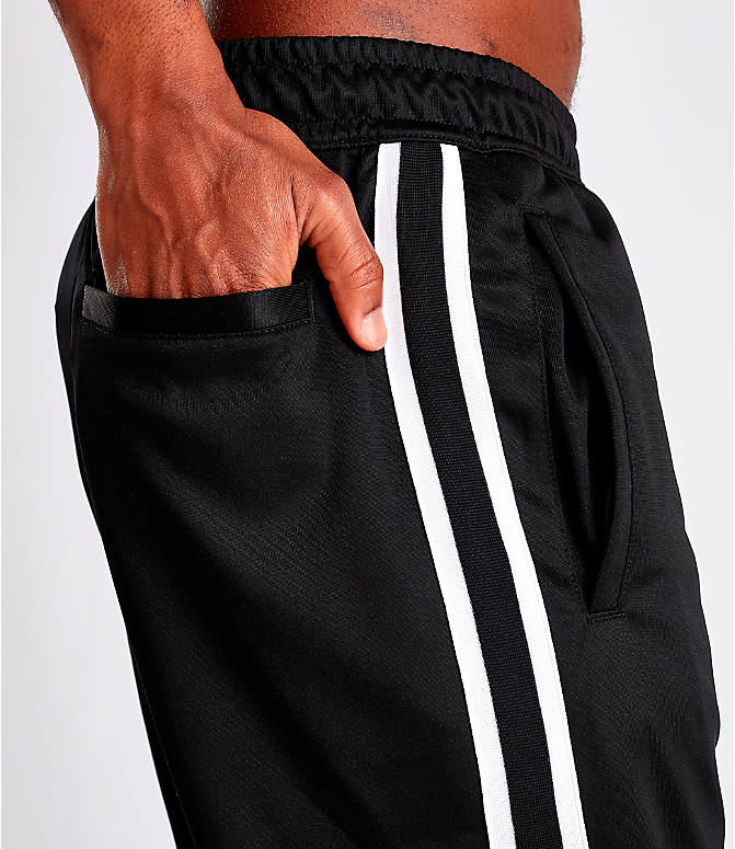 Detail 2 view of Men's Nike Sportswear Tribute Track Pants in Black
