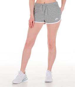 1c390df72856 Women s Nike Sportswear Heritage Fleece Shorts