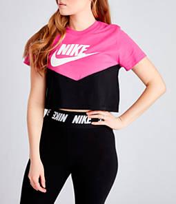 Women's Nike Sportswear Heritage Cropped T-Shirt