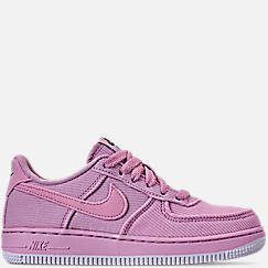 Girls' Little Kids' Nike Air Force 1 '07 LV8 Style Casual Shoes