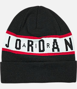 Jordan Sport Tape Knit Beanie Hat