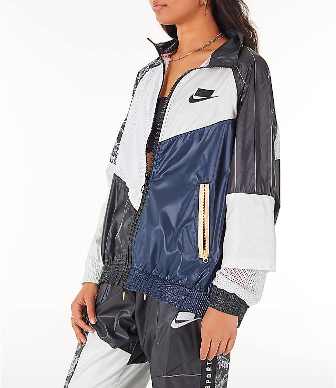 Women's Nike Sportswear Nsw Track Jacket by Nike