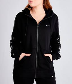 Women's Nike Tape Full-Zip Hoodie