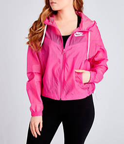 Women's Nike Transparent Windrunner Wind Jacket