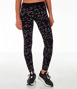 Women's Nike Sportswear Leg-A-See Allover Swoosh Leggings
