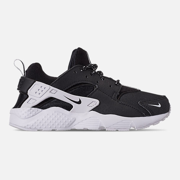 nike huarache black boys