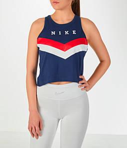 Women's Nike Sportswear Americana Crop Tank