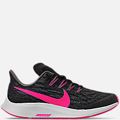 Girls' Big Kids' Nike Air Zoom Pegasus 36 Running Shoes