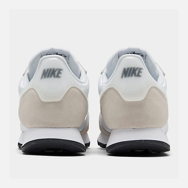 bb03afdd24b1ca Left view of Women s Nike V-Love O.X. Casual Shoes in White White